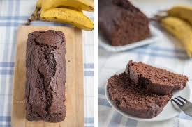 schokoladen bananen brot