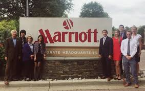 Real Estate Investment Students Connect with Marriott Executives