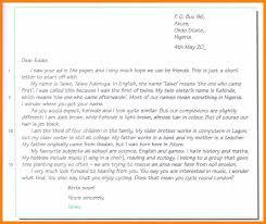Carta De Presentación Definición Y Ejemplos