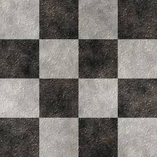 Impressive Black And White Checkered Vinyl Flooring Sheet Patterns Slideshow