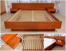 Platform Bed Plans Drawers by 101 Best Platform Beds Tutorial Images On Pinterest Platform
