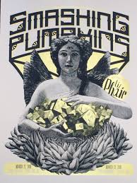 Smashing Pumpkins Chicago 2015 by Smashing Pumpkins Poster Giveaway In Seattle At Do206 Hq