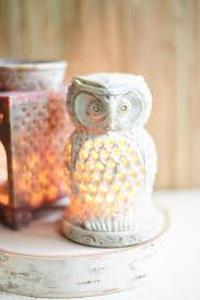 Owl Soapstone Tealight Candle Holder Earthbound Trading Co