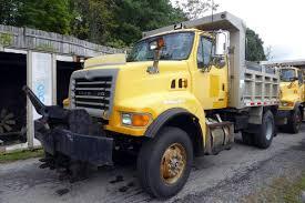 2002 Sterling L8500 Single Axle Dump Truck For Sale By Arthur Trovei ...