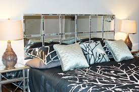 Raymour And Flanigan Headboards by Wonderful Bedroom Set With Mirror Headboard Inspiration Furniture
