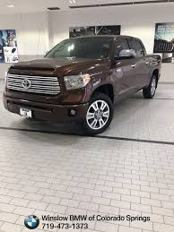 100 Trucks For Sale In Colorado Springs Toyota Tundra For In CO 80950 Autotrader