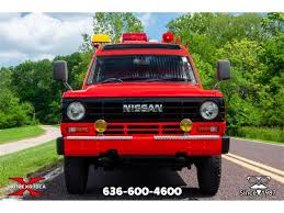1986 Nissan Safari Fire Truck For Sale   ClassicCars.com   CC-1095142 Twelve Trucks Every Truck Guy Needs To Own In Their Lifetime 19865 Nissan Hardbody Brochure 1986 720 King Of Clean Photo Image Gallery Ext Cab Pick Up This Is The Time Wh Flickr Nissan Pickup For Sale Qatar Living Hard Knocks Safari Fire For Sale Youtube Cabsold Maine Motorland Llc Jn6nd11s5gw050378 Silver Nissan D21 Short On In Ca San D21 Iddle Problem Datsun Wikipedia Auto Bodycollision Repaircar Paint Fremthaywardunion City