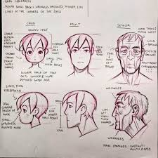 Herere Some Pointers On How I Draw Different Ages Invisibility