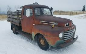 100 Ford F1 Truck Solid 71YearOld 1948 Pickup