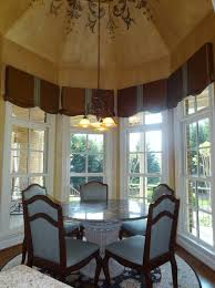 Modern Valances For Living Room by Kitchen Wrapping Kitchen Window Elegantly With Kitchen Window