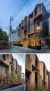 100 Modern Architecture Design Octane Architect Have Completed A Thai Apartment Building