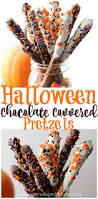 Utz Halloween Pretzels by Best 25 Chocolate Covered Pretzels Recipe Ideas On Pinterest
