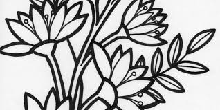 Free Printable Flower Power Coloring Pages Ideas