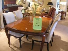 Clearance Dining Room Furniture Luxury Set