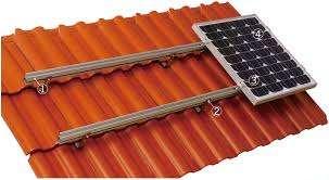 pitched roof mounting system solar roof mounting systems new