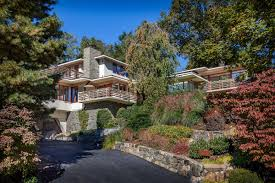 100 Frank Lloyd Wright Houses Interiors Usonianstyle Bronxville Home Built In 1950 By