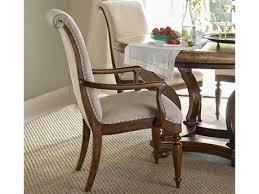 Hooker Furniture Archivist Dark Wood Dining Arm Chair Sold In 2