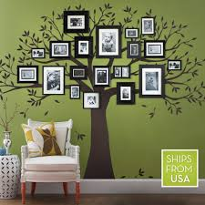 Wall Mural Decals Amazon by Family Tree Wall Decal By Simple Shapes Chestnut Brown Standard