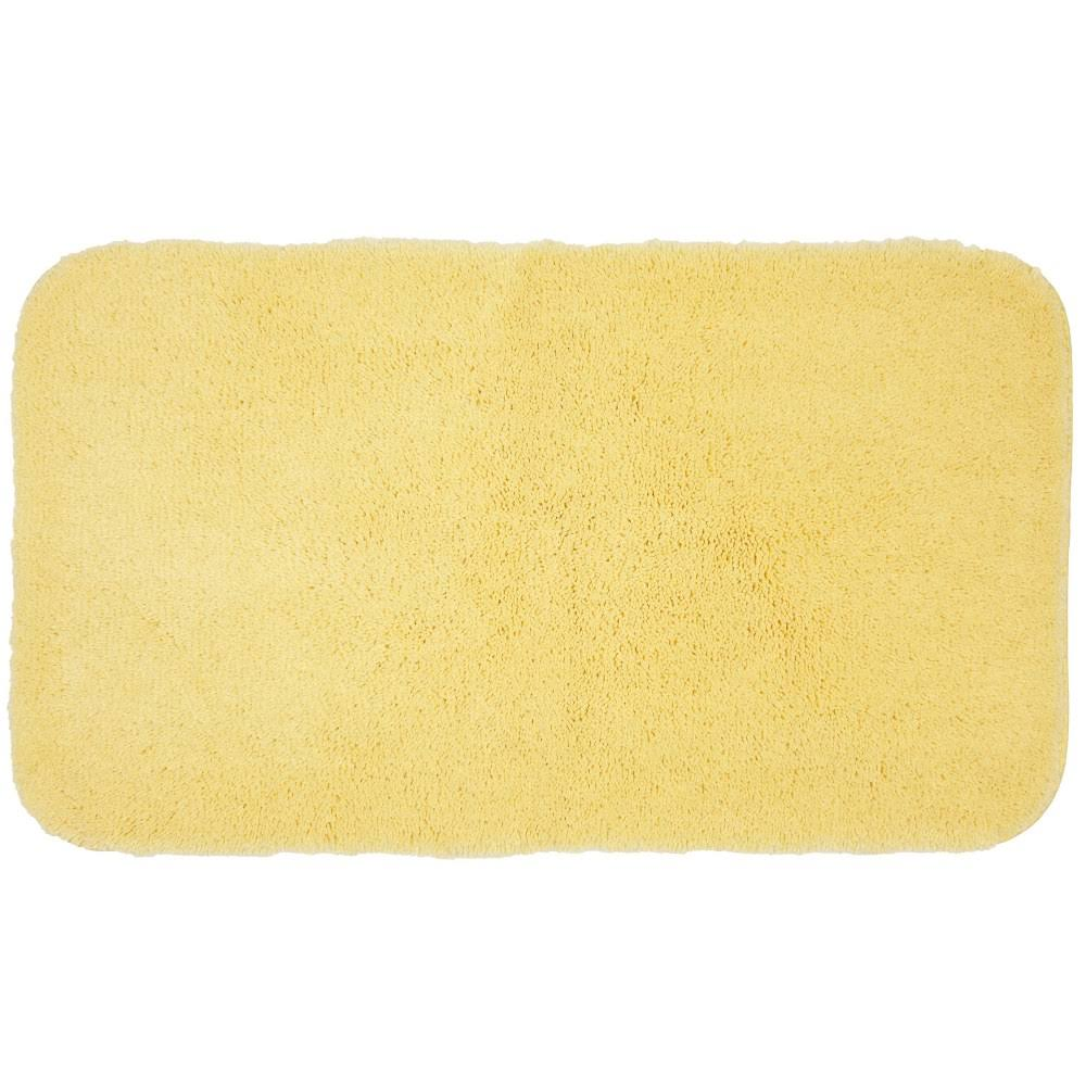 Mohawk Home Pure Perfection Bath Rug, Yellow, 17x24