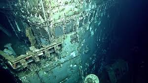 Uss America Sinking Photos by Into The Unknown The Wreck Of The Uss Peterson This Is Way Cooler