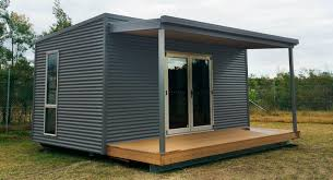 100 Homes Made Of Steel Granny FlatStorage Shed The Pod Sheds And Patios Supplies