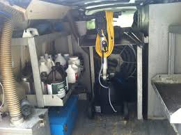 Used Butler Carpet Cleaning Van For Sale $11900