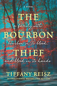 The Bourbon Thief By Tiffany Reisz Paperback