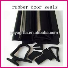 Car Window Rubber Seal v Shaped Door Sealing Strip rubber Seal For