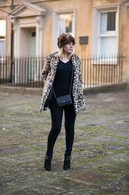 Lorna Burford Uk Fashion Blogger Street Style Leopard