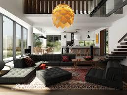 Lushviz Modern Open Plan Apartment