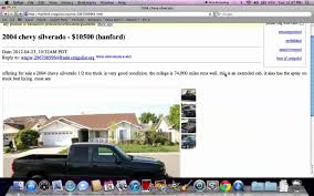 Craigslist Hanford Used Cars And Trucks - How To Search Under $900 ...