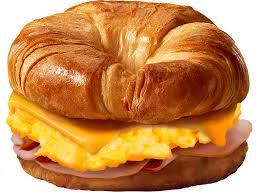 Croissant Sandwich Png Breakfast Sandwiches Clipart Transparent Library