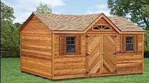 Amish Garden Storage Sheds Pa Prefab Wooden Structures