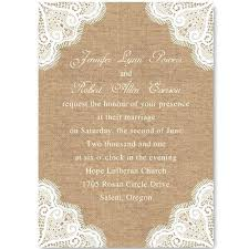 Lace And Burlap Printable Rustic Wedding Invitations Table Runner Amazon