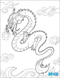 Chinese Dragon Coloring Pages Colotring Free Printables Printable