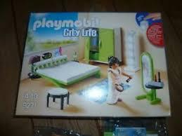 playmobil 9271 schlafzimmer ebay