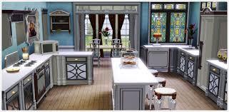 edwardian expression kitchen set store the sims 3
