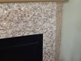 Home Depot Wall Tile Fireplace by 38 Best Natural Stone U0026 Shell Mosaics Images On Pinterest