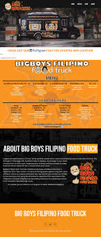 Big Boys Filipino Food Truck Competitors, Revenue And Employees ... Late Post Big Boys Filipino Food Truck Review Kfclovesyou Toronto Food Trends We Love And To Hate Now Magazine I Love Sisig Eats From Your Block Mine November 2010 Eat St Locations List Shows Cooking Channel 19 Essential Restaurants In Los Angeles 2018 Edition The Best Every State Gallery Uwajimaya Blog Celebrating Hawaiian Week Lychee Pink Lemonade Pork Tocino Lunch Burrito Yelp Thats A Boy A Mighty Hunger Seattle Wa