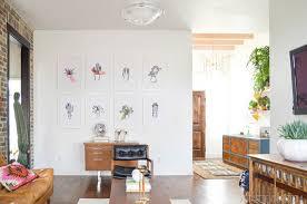 Living Room Makeovers Diy by Loft Living Room U0026 Entryway Makeover Reveal U2022 Vintage Revivals