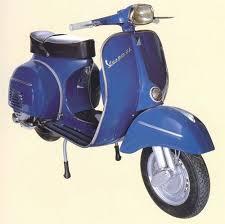 Motor Vespa Classic
