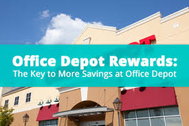 Save Big on fice Supplies with the fice Depot Rewards Program