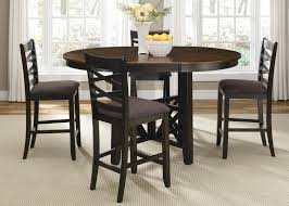 Dining Room Table Pads Target by Liberty Furniture Bistro Ii Round To Oval Single Pedestal Dining
