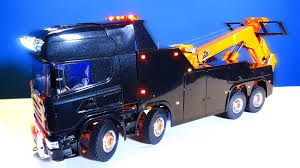 100 Rc Truck And Trailer For Sale Unveiling Custom Recovery Tow 8x8 RCSparks Studio Towing