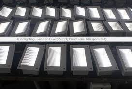 dhl 3w ip65 led stair step light recessed wall l corridor lobby