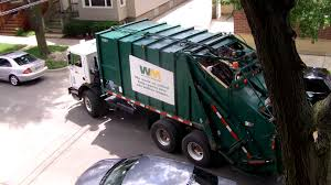 WM Mack MR/Leach 2RII Garbage Truck - YouTube