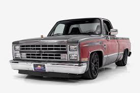 1986 Chevrolet Silverado By Classic Car Studio | HiConsumption