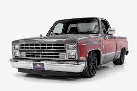 100 1986 Chevy Trucks For Sale Chevrolet Silverado By Classic Car Studio HiConsumption