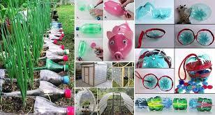 Recycle Plastic Bottles Into Something Amazing