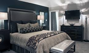 Fresh Bedrooms With Black Furniture Decor Idea Stunning Photo In Design